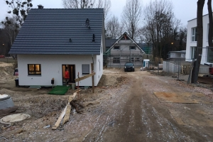 Projekt Berlin Kladow Auffahrt vorher